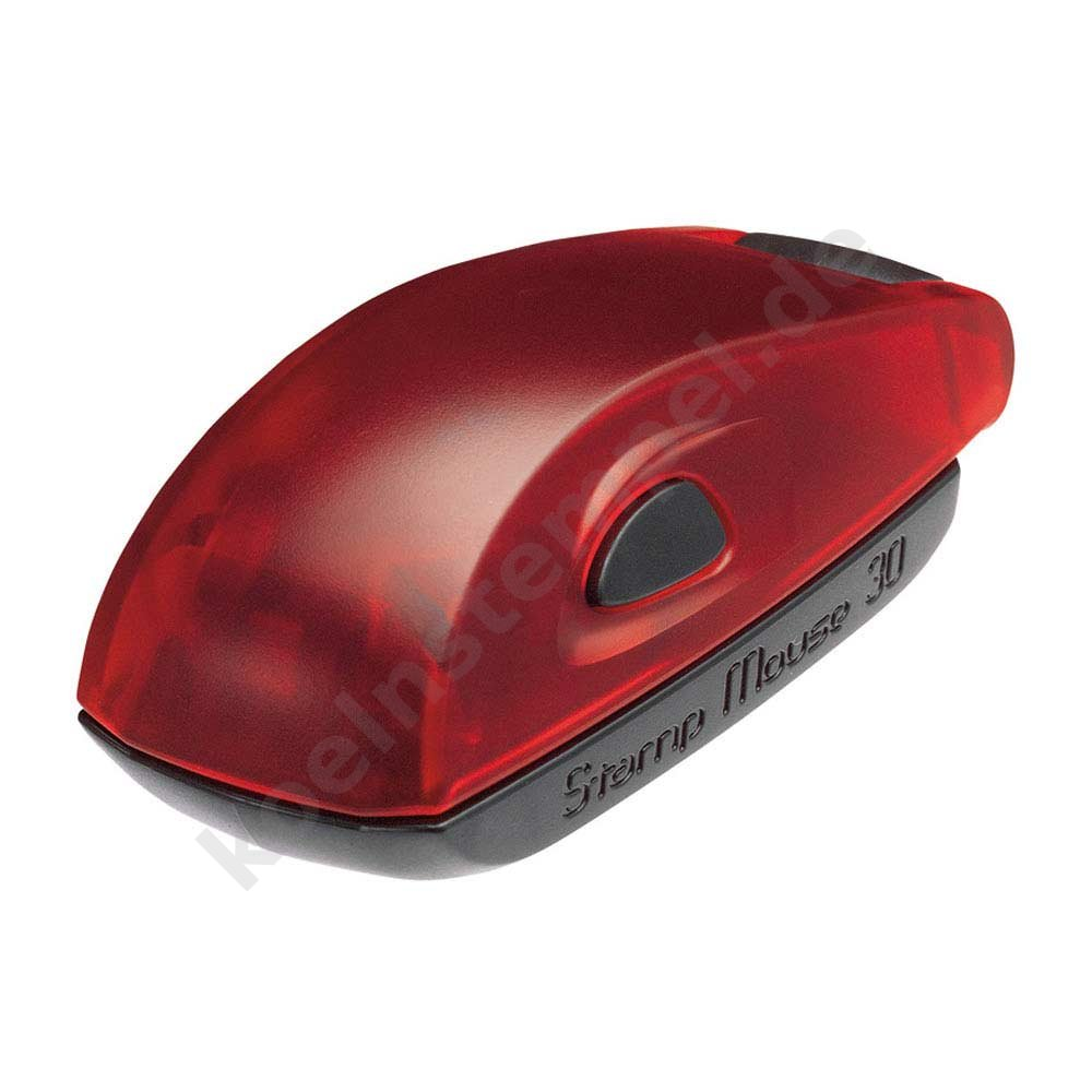 Colop Stamp Mouse 30 rot