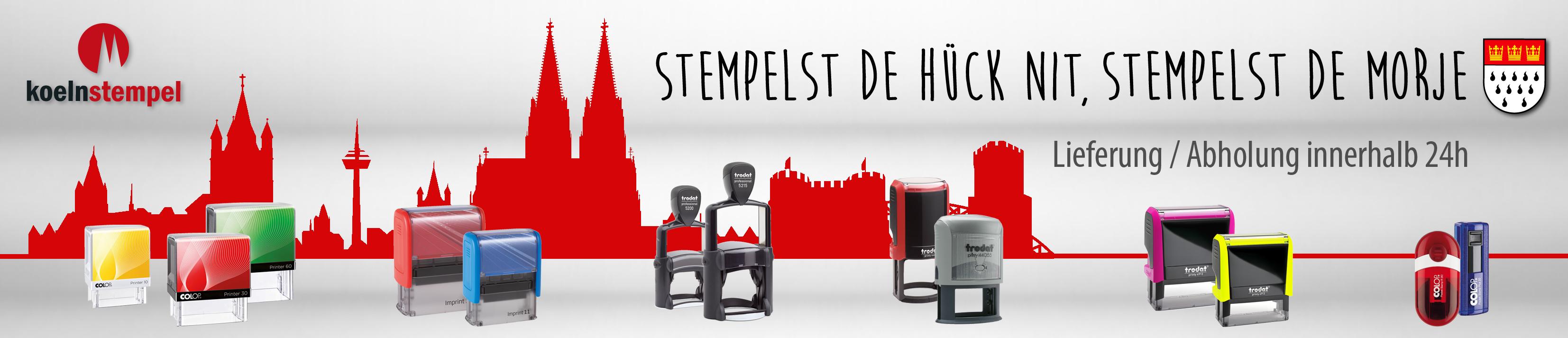 stempel online bestellen l 24 h service. Black Bedroom Furniture Sets. Home Design Ideas